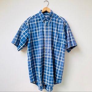 FREE W/ PURCHASE Wrangler Plaid Button Down Shirt